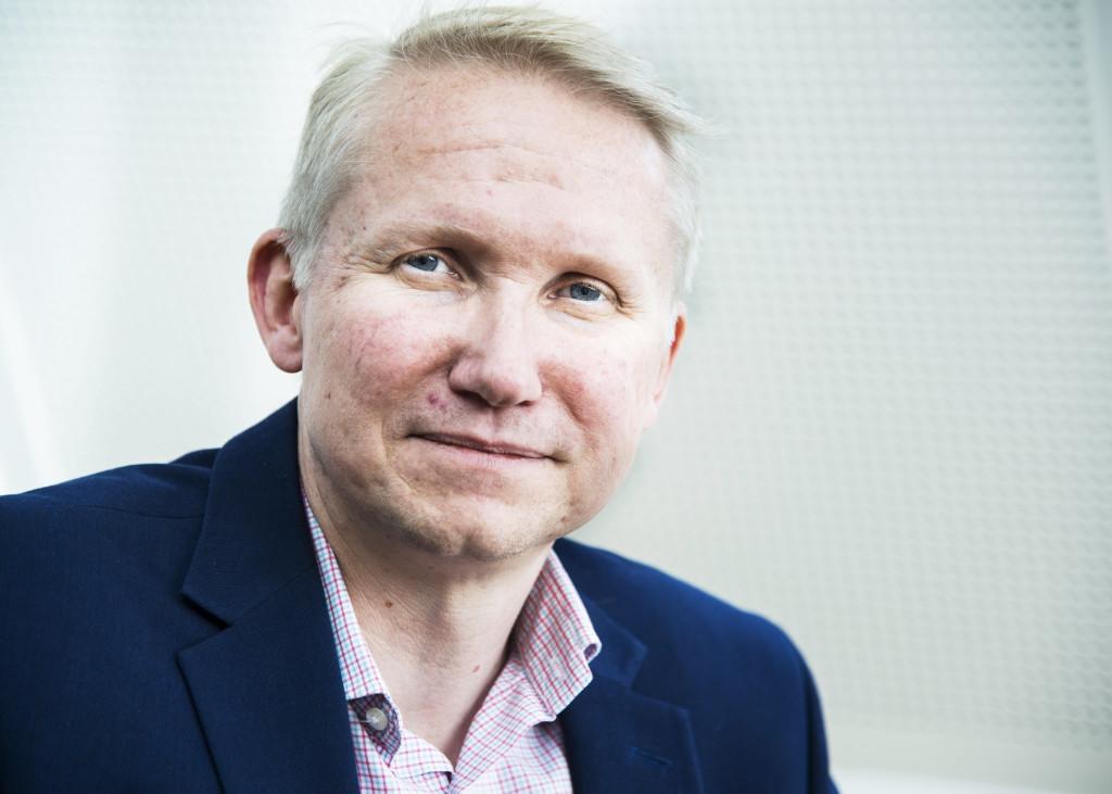 Mikael Tofvesson, enhetschef för omvärld och beredskap på MSB – myndigheten för samhällsskydd och beredskap. Foto: Lotte Fernvall